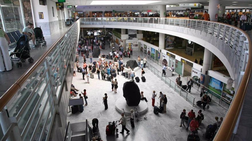 Detenida en el aeropuerto de Lanzarote por transportar 324 gramos de cocaína