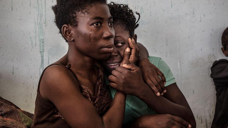 The Libyan Migrant Trap / Daniel Etter, Germany