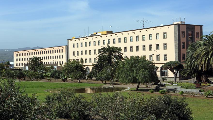 Campus universitario de la Universidad de Las Palmas de Gran Canaria Tafira