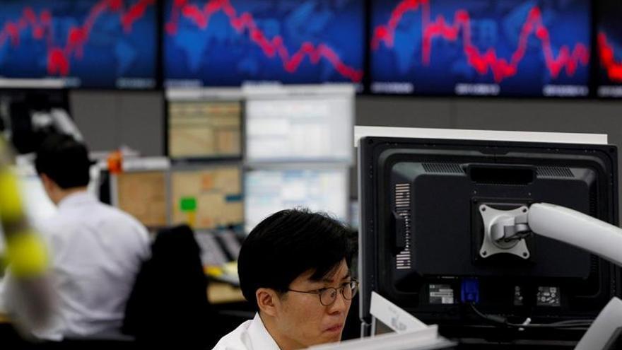 La Bolsa de Seúl abre con un retroceso del 0,7 por ciento