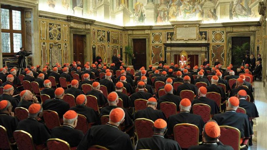 La primera reunión de cardenales para preparar el cónclave será el 4 de marzo