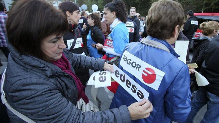 La Corporación Mondragón y Fagor se reúnen hoy con instituciones vascas