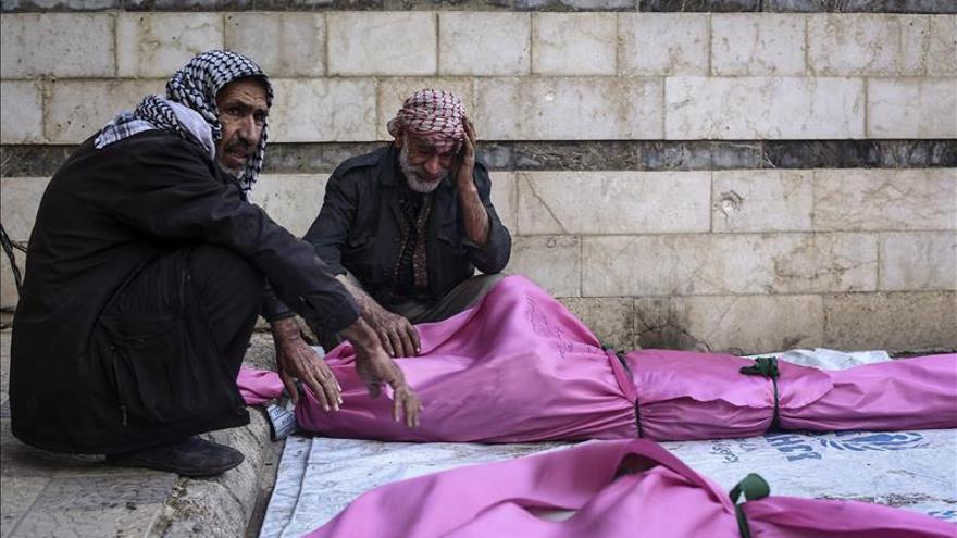 Casi 4.000 muertos por los bombardeos de la coalición internacional en Siria