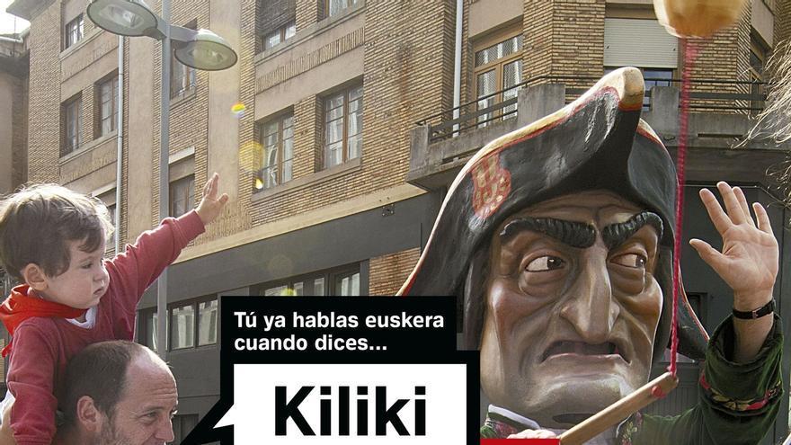 """El Gobierno lanza una campaña de comunicación para """"mejorar la imagen y prestigio social del euskera"""""""