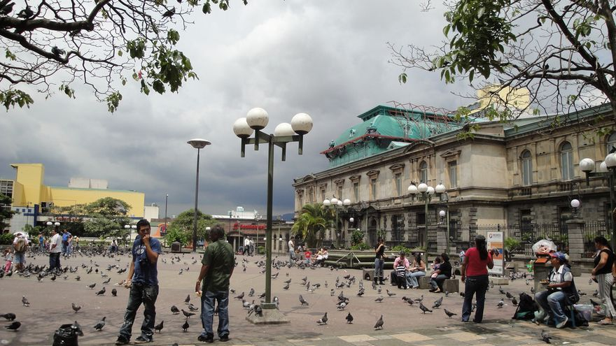 Teatro Nacional de San José. Joann Miller