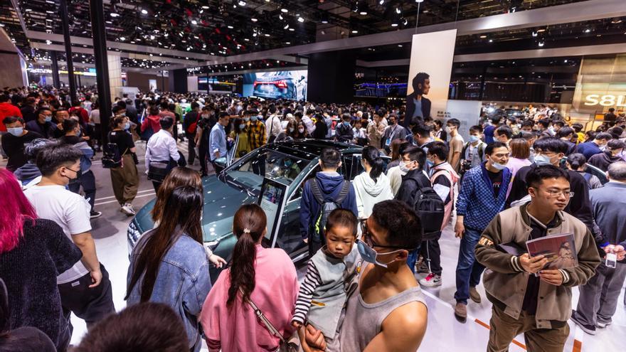 """China mantiene la tendencia con 11 nuevos contagios """"importados"""""""
