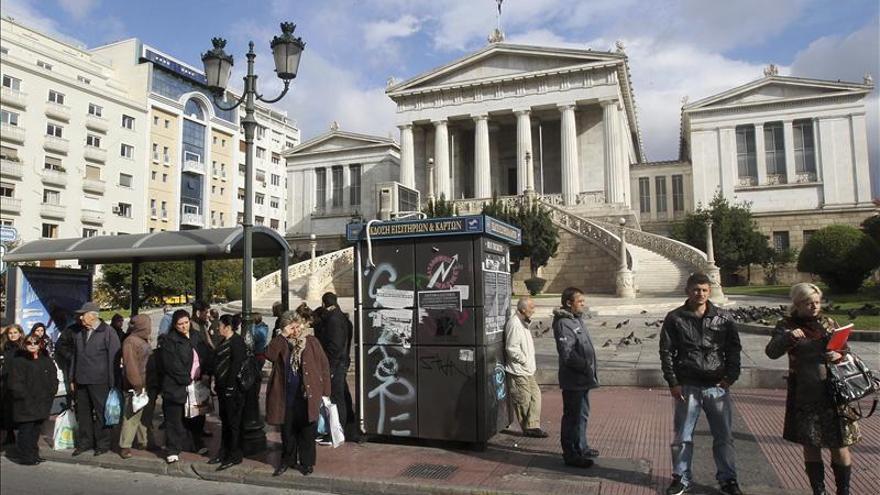 El metro de Atenas celebra hoy su quinto día de huelga