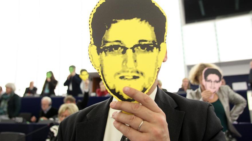 Ceci n'est pas un Edward Snowden