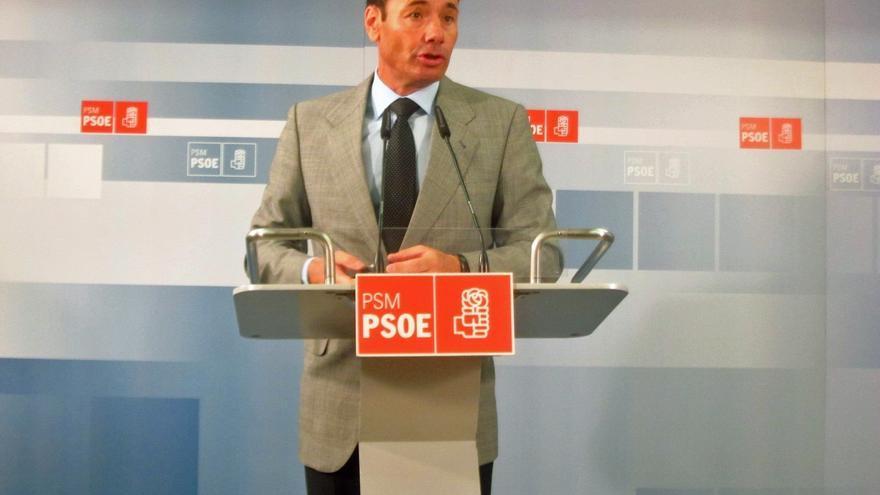 """Tomás Gómez (PSOE) espera que el Gobierno del PP """"escuche a toda la gente que se ha movilizado"""""""