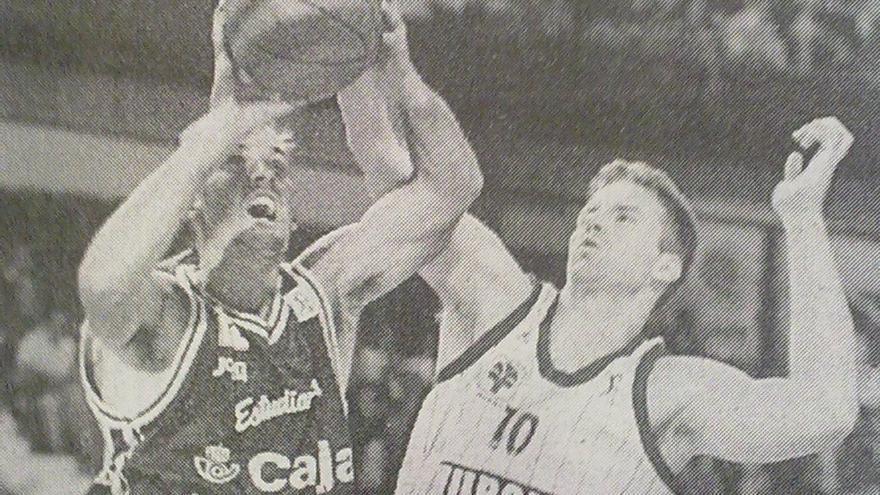 Un Estudiantes - CB Murcia de 1994