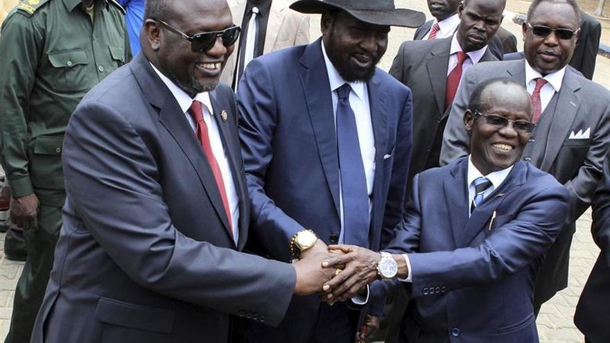Líder opositor sursudanés se reivindica como primer vicepresidente del país