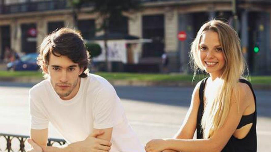 Ángel Blanco y Almudena Cano, los creadores de Entuboca (Foto: Ángel Blanco | Almudena Cano )
