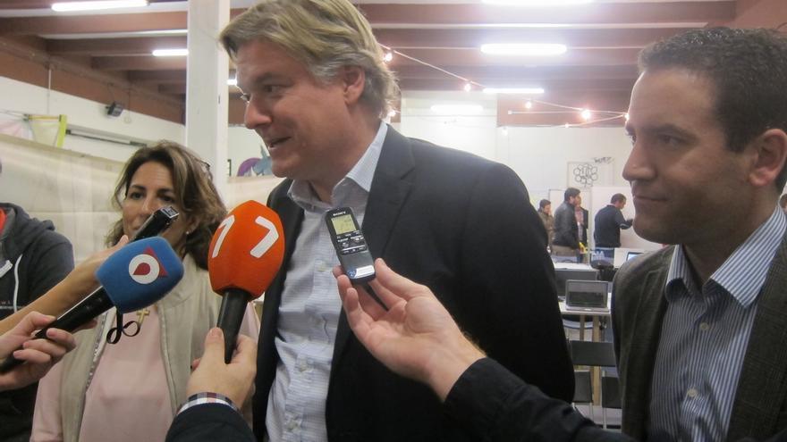 """López-Istúriz pide unión frente al terrorismo para mantener"""" el espacio de libertad frente a los fanáticos"""""""