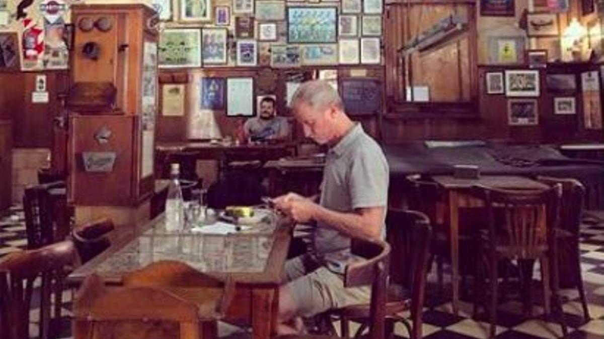 """Café """"García"""", Sanabria y José Pedro Varela, Villa Devoto"""