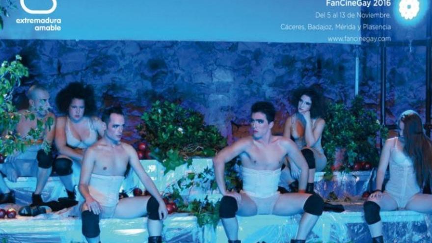 Festival de Cine Gay y Lésbico de Extremadura
