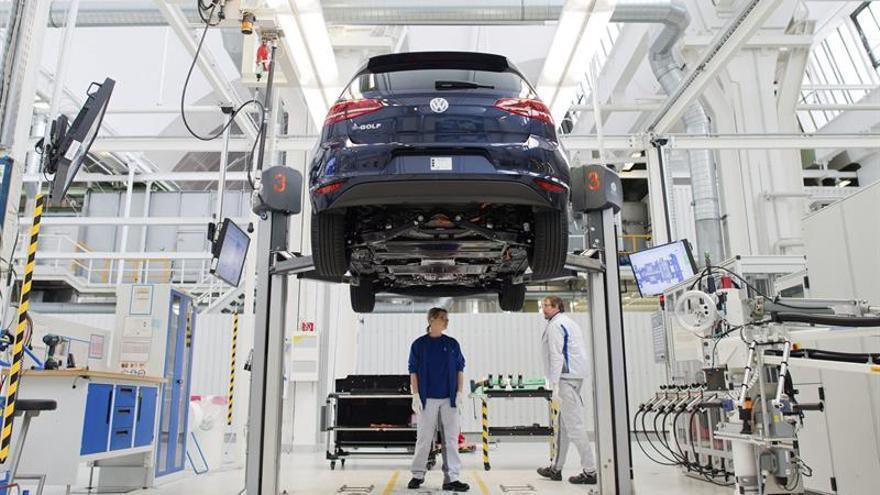Volkswagen sube las ventas hasta agosto un 1,8 % hasta 6,66 millones de autos
