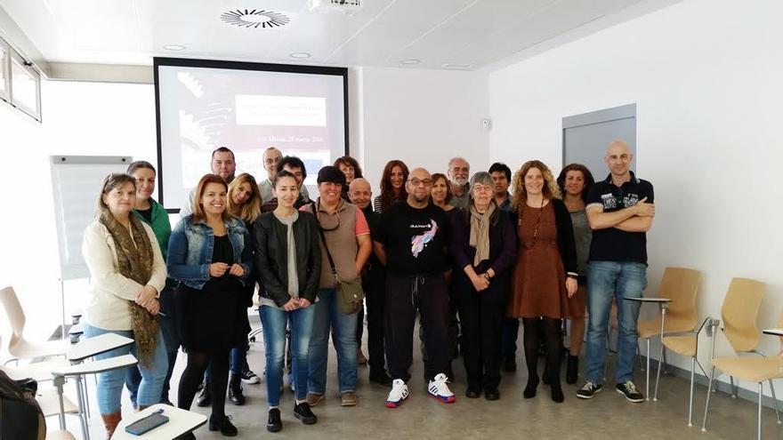 La Cámara de Comercio organizó el pasado viernes el taller 'Madura tu idea empresarial' en el Vivero del Valle de Aridane. Foto: Cámara de Comercio.