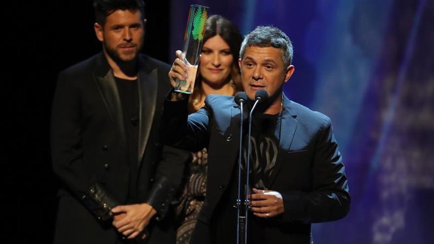 Unos I Premios Odeón muy repartidos celebran nueva etapa de bonanza musical