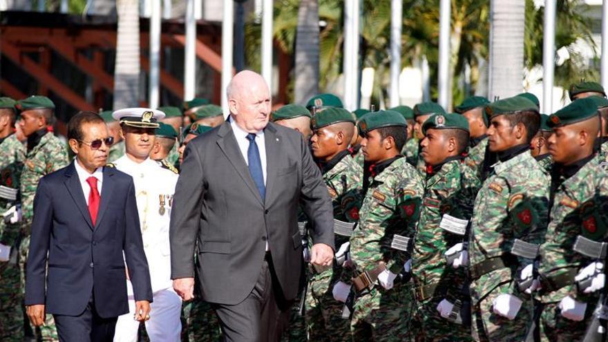 Australia y Timor Oriental buscan fijar su frontera marítima en septiembre