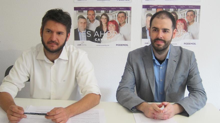 Podemos Cantabria propone un Plan de Rescate Ciudadano y 134 medidas para la reestructuración económica
