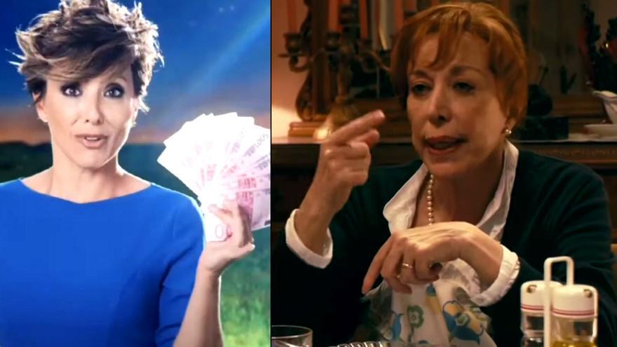 'La casa fuerte' sufre su primer asalto, y La 2 emite el 'Año de gracia' de Rosa María Sardá