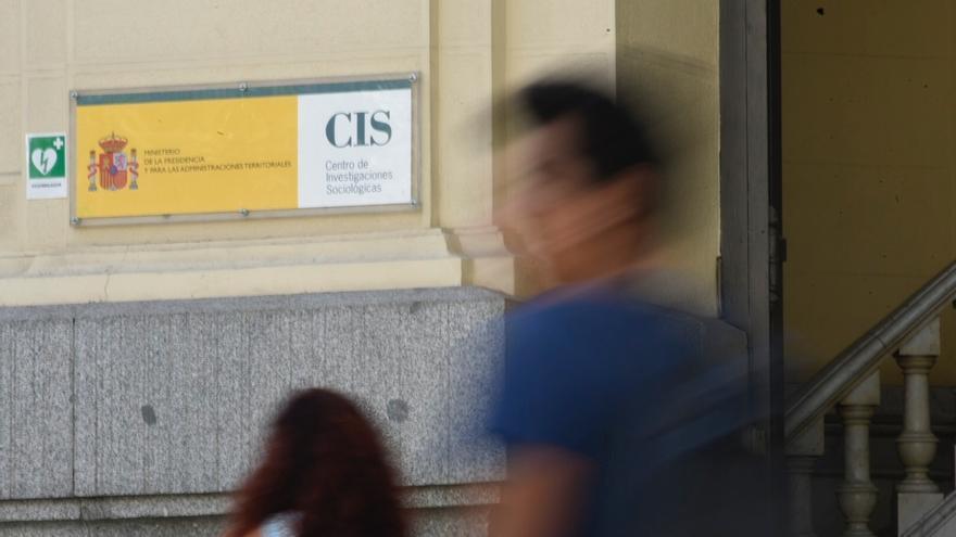 El CIS agranda la ventaja del PSOE hasta los 13,4 puntos con una caída de PP y Unidos Podemos