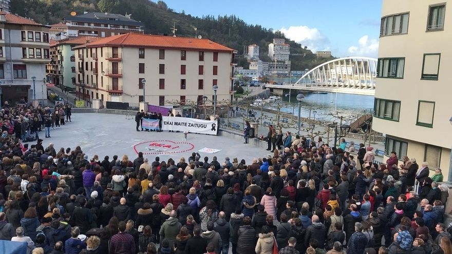 El Ayuntamiento del municipio vizcaíno declara tres días de luto por la muerte del adolescente