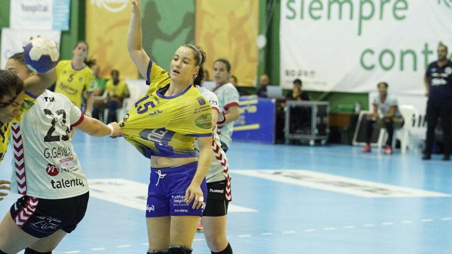 Haridian Rodríguez, uno de los pilares del proyecto deportivo del Rocasa