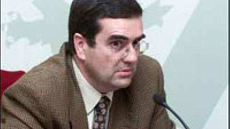 Antonio López, fiscal y ex delegado del Gobierno.