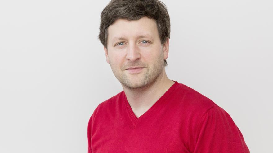 Christian Neuhäuser, filósofo y profesor de la Universidad Técnica de Dortmund