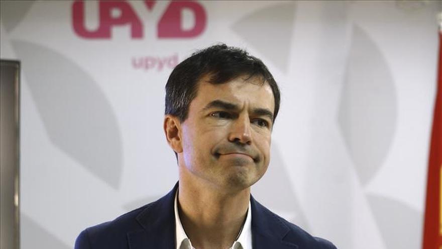 UPyD pide al resto de candidatos que no acudan a debates que se les excluya