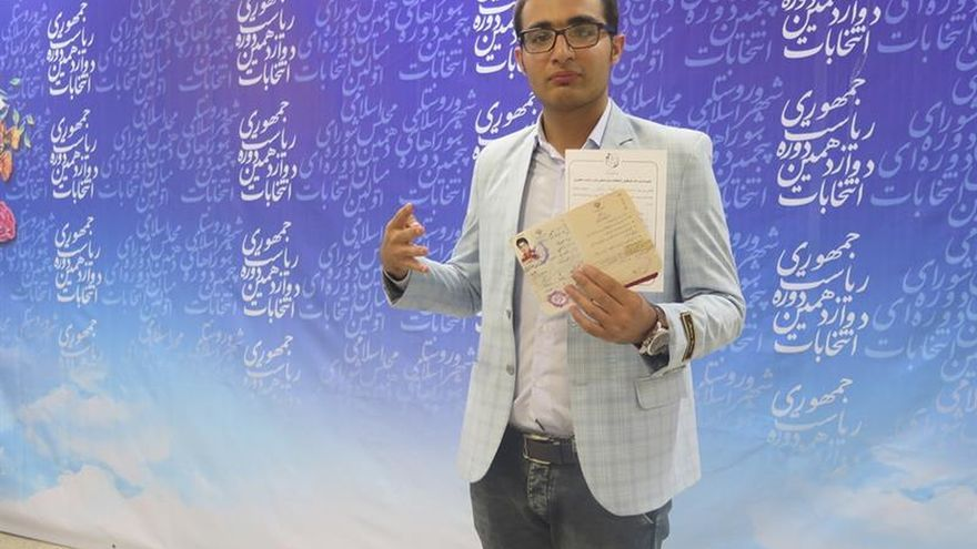 Los candidatos desconocidos y efímeros a la Presidencia de Irán