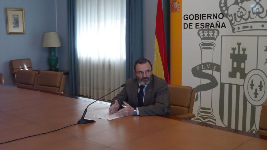 El subdelegado del gobierno en Jaén, Juan Bautista Lillo.