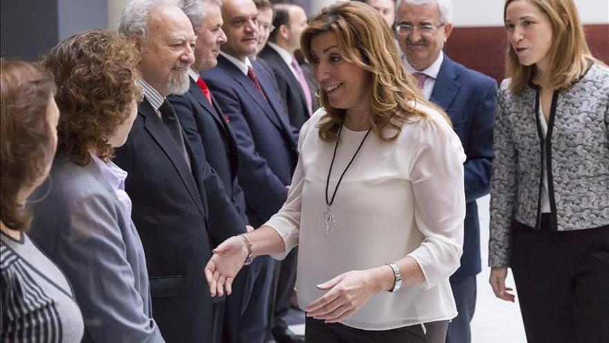 La Junta rechaza la comparecencia de Susana Díaz para hablar de los ERE