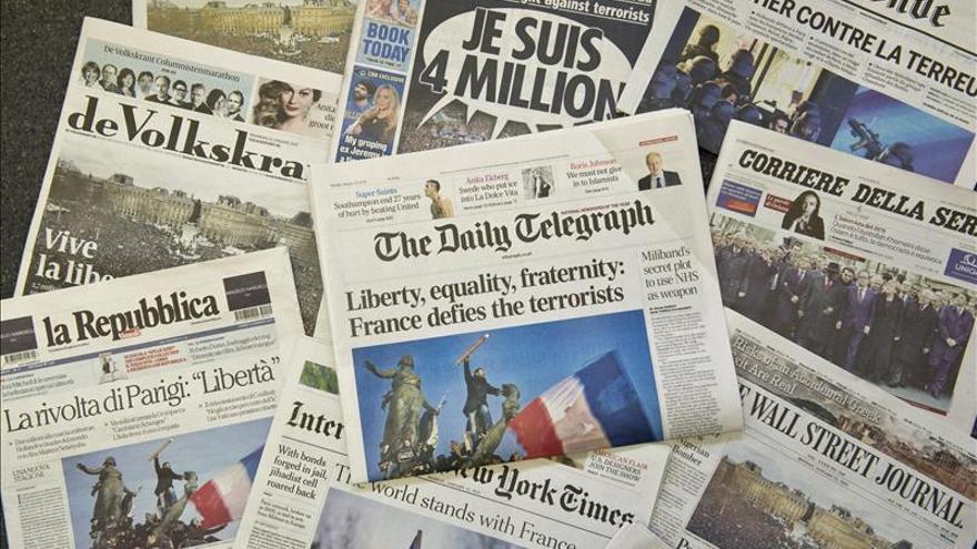 """Detienen a un indio por vender un periódico con caricaturas de """"Charlie Hebdo"""""""