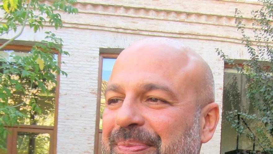 José García Molina, secretario general de Podemos en Castilla-La Mancha / EP