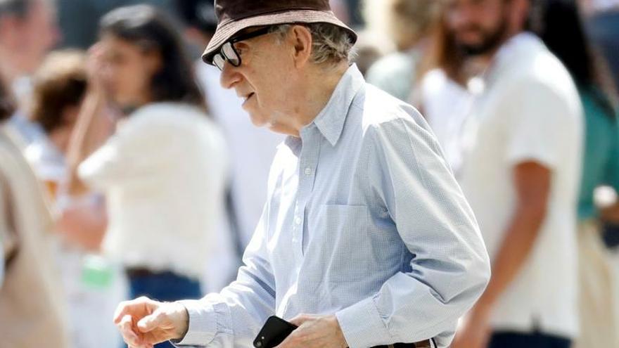 Woody Allen y los estudios de Amazon logran un acuerdo que pone fin a un litio legal