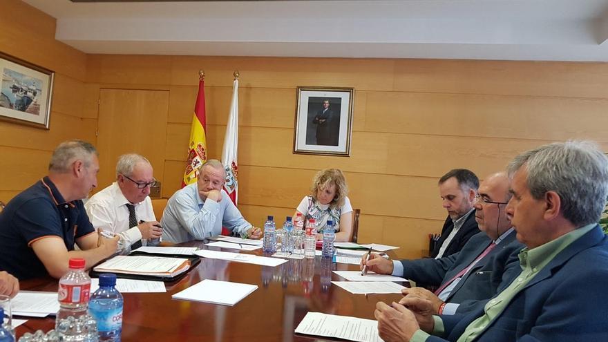 """Díaz Tezanos a AMA: El Gobierno de Cantabria está """"cumpliendo"""" con afectados por sentencias de derribo"""