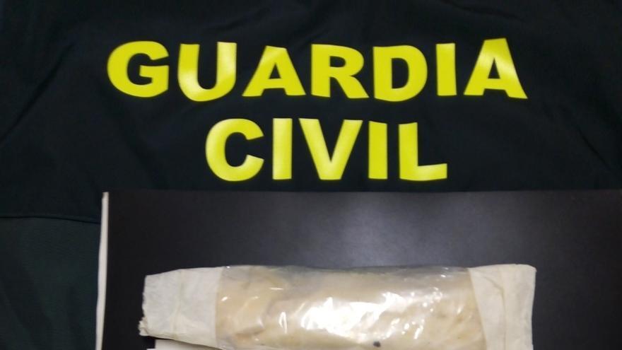 Guardia Civil detiene a una persona por tráfico de drogas en Cadreita