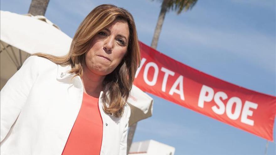 Díaz anuncia que el PSOE vuelve a contactar con todos los partidos para negociar