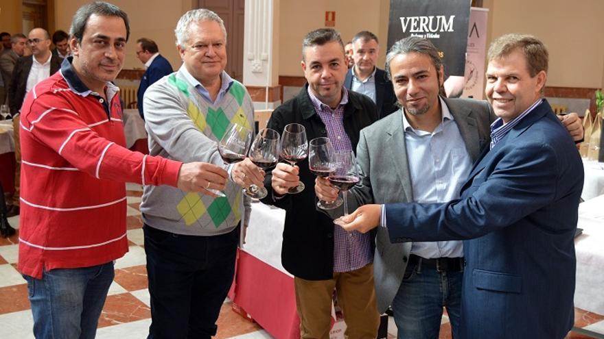 Inauguración de la I Semana del Vino de Ciudad Real