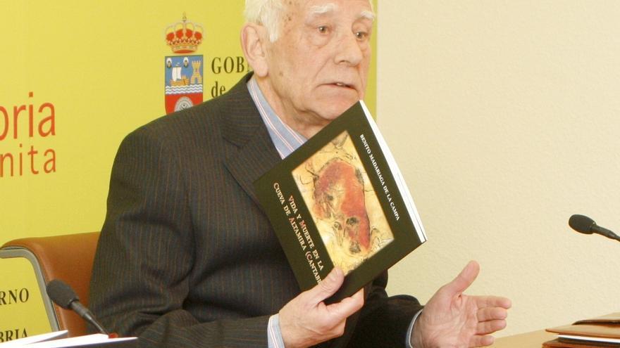 Fallece Benito Madariaga, cronista oficial de Santander