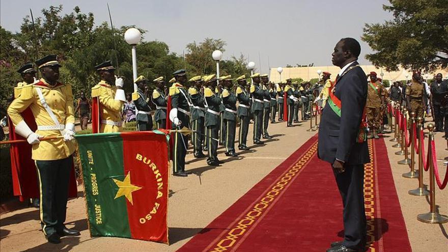 El Ejército logra cargos clave en el Gobierno de transición de Burkina Faso