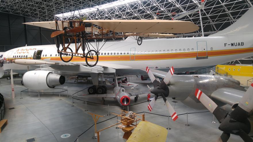 Airbus, la fábrica de aviones más grande de Europa.