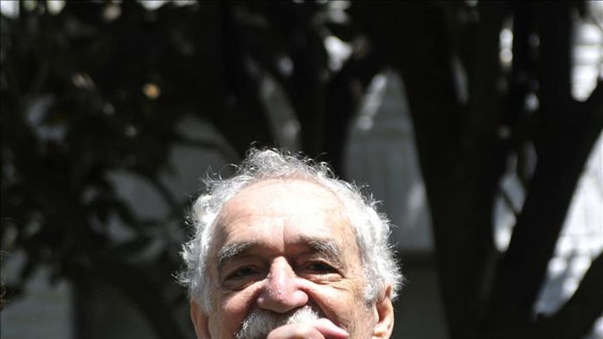 Un trozo de tierra de Aracataca recordará a García Márquez en el Instituto Cervantes de Madrid