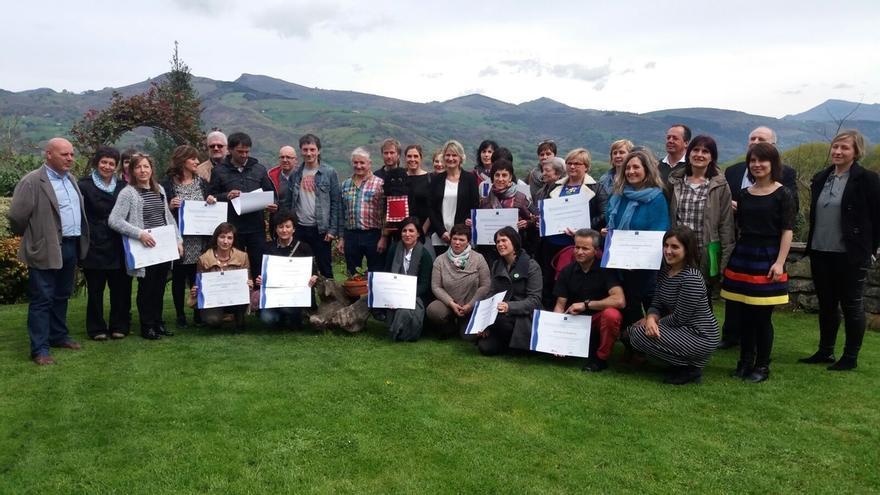 Cerca de 80 establecimientos turísticos de la montaña de Navarra, reconocidos por su calidad