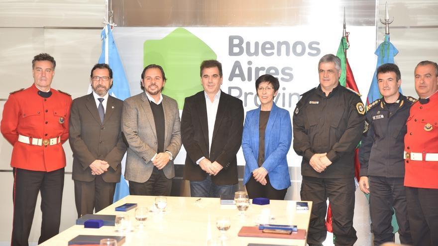 Euskadi firma un acuerdo con Buenos Aires para intensificar la colaboración policial
