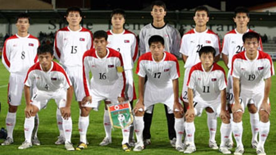 Corea del Norte regresa a un Mundial 44 años después de su última participación.