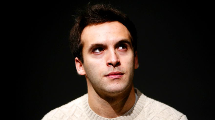 El actor Ricardo Gómez