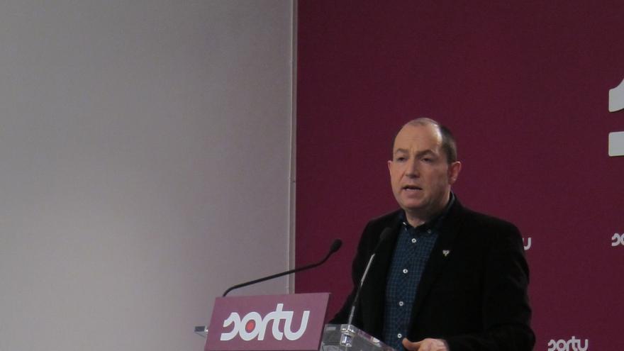 """Sortu denuncia que la última operación policial es el """"enésimo intento del PP de ahogar el proceso de paz"""""""